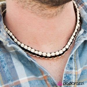 Men's Urban Braided Cord Necklace